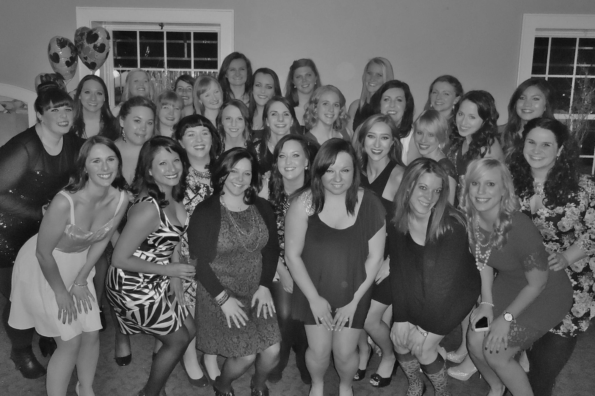 "Alumni Association 2015 Holiday party ""Fall in love with AXiD"""